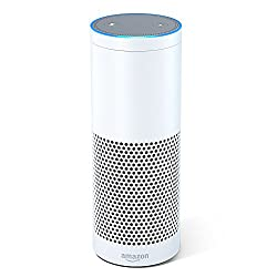 Amazon Echo, White (Previous Generation)