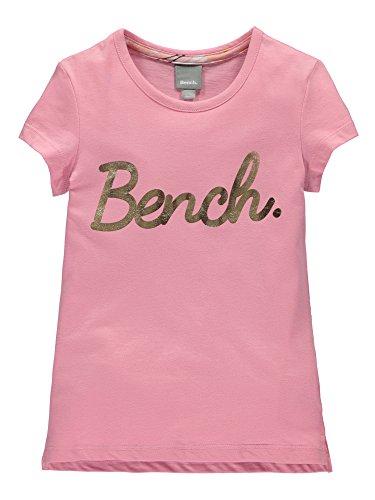 Bench Mädchen T-Shirt Ss Logo Tee