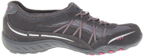 Skechers , Chaussures de ville à lacets pour femme Gris - Grau (CCL)