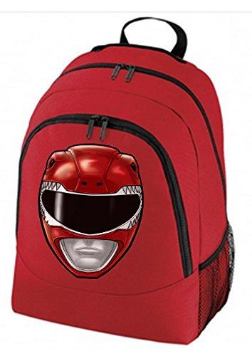 thomas-vintage-cool-t-shirt-ragazzo-red-ranger-taglia-unica