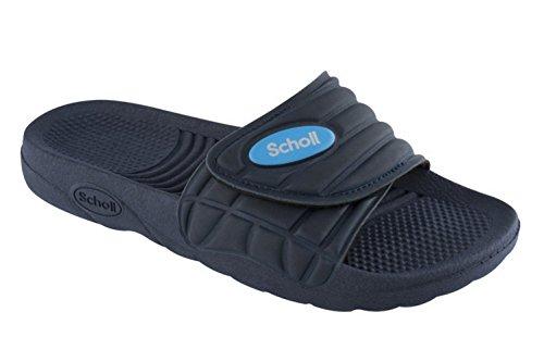 Scholl Paire de sandale d'eau Nautilus Bleu