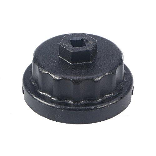 winomo Ölfilter Schlüssel für Lexus RAV4Highlander Toyota Tundra für Kartusche Style Ölfilter Gehäuse