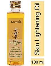 Auravedic Skin Lightening Oil 100ml?