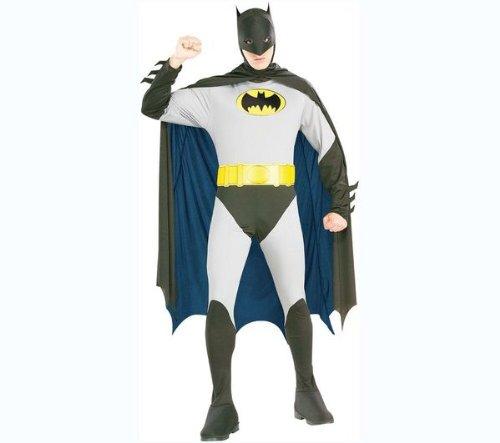 Rubie 's Kostüm Erwachsene Batman–Größe L