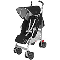 Maclaren Techno XT 3.0 Pushchair (Black/Silver)
