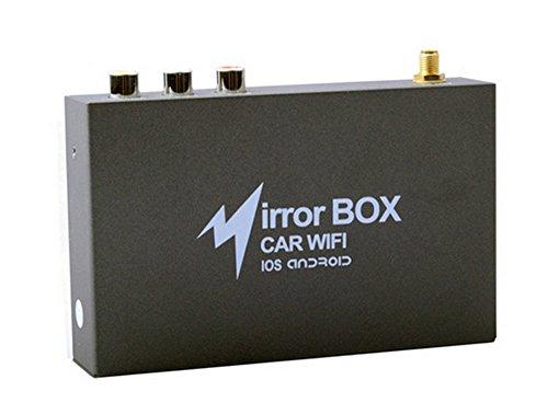 Preisvergleich Produktbild Professionelles Auto Standard Wi-Fi A / V Spiegel Konverter von Smart Car Wireless BOP Miracast Airplay Push Schatz Kompatibel für Android / IOS System