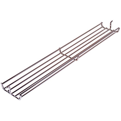 Music-City-Metals-02347-Chrome-Steel-Wire-Warming-Rack-for-Weber-Brand-Gas-Grills-Silver