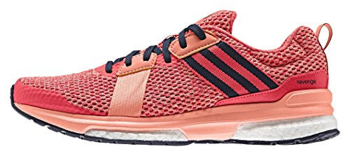 adidas Revenge W, Chaussures de Running Entrainement Femme, Noir