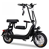 ABYYLH Klappbar Elektrofahrrad Mountainbike E-Faltrad Klapprad Adult E-Bike Herren/Damen