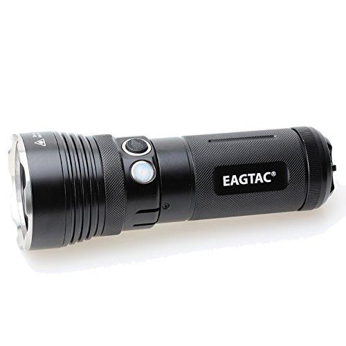Preisvergleich Produktbild EagTac MX30L3-R LED Taschenlampe CREEE XH-P70 N4 3893 Lumen Kit-Version