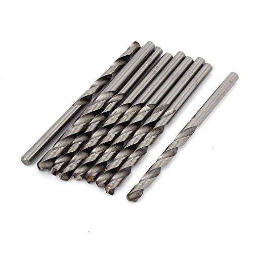 10pcs-41mmx45mm-high-speed-steel-straight-shank-twist-drilling-bit