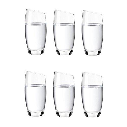 Eva Solo Wasserglas 6er-Set, transparent 25cl Eva Solo Set