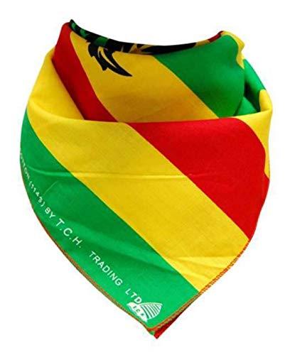 Doktor Hardstuff Bandana Kopftuch Cannabis Rastafari