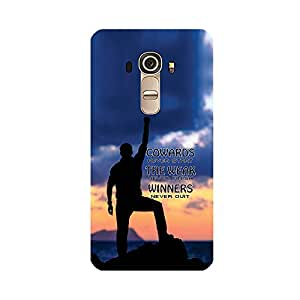 Phone Candy Designer Back Cover with direct 3D sublimation printing for LG G4