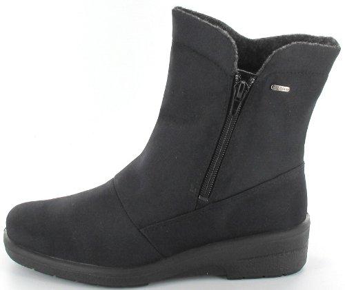 Jenny 68591, Stivali donna nero nero Nero