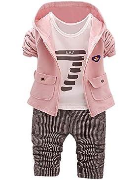 Winter Baby Kleidung Heligen Neugeborenen Baby Mädchen Jungen Brief Hoodie Tops Hosen Mantel Kleidung Sets Outfits...