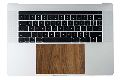 LTPGuard Wood Pattern#6 macbook air and macbook pro Trackpad Touchpad Cover Skin Protector Sticker