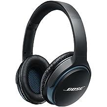 Bose® SoundLink ® II - Auriculares supraurales Bluetooth (con micrófono, control remoto integrado), negro