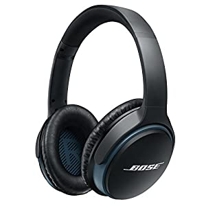 Bose SoundLink around-ear kabellose Kopfhörer II schwarz