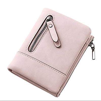 ZLR Mme portefeuille Nouvelle ruban adhésif à la mode Lady Wallet Short Two Fold Zipper Fashion