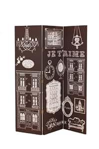 Bourgeoisie Vintage Room Divider Screen