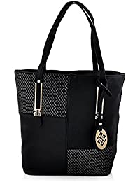 Mark & Keith Black Handbag (MBG 0411 BK)