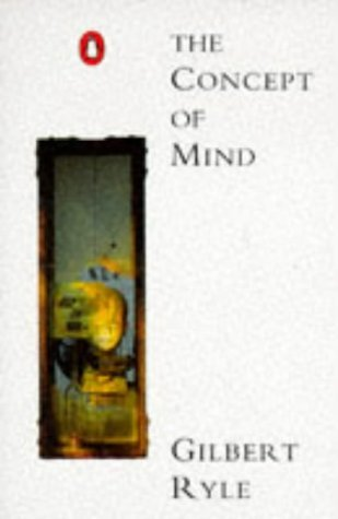 Concept Of Mind by Gilbert Ryle (1990-12-04)