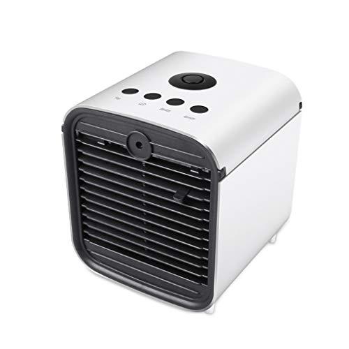 ZWCC Mini Ventilador Aire Acondicionado portátil