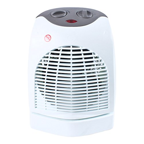 41KRKMJZ3FL. SS500  - Silentnight 38420 Fan Heater, 2000 W