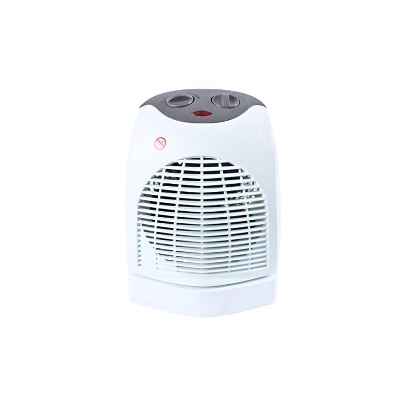 Silentnight 38420 Fan Heater, 2000 W
