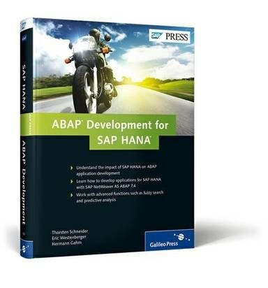 [(ABAP Development for SAP HANA )] [Author: T. Schneider] [Jan-2014]