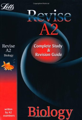 Letts A-level Revision Success – Biology: Study Guide (Letts A2 Success)