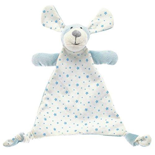 Walton-Baby - Puppy Softee Klein - Baby Sicherheitsdecke - Blau