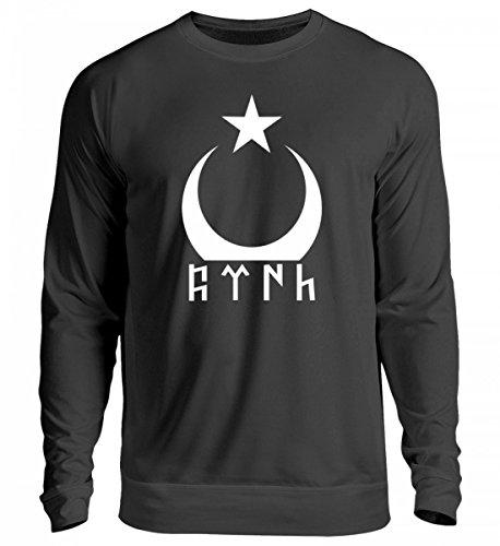 Türkei T-Shirt Göktürk Türkiye Shirt Türkische Flagge Ayyildiz Fahne Geschenk - Unisex Pullover