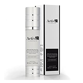 Activ8 Ultimate Firming and Resurfacing Face & Eye Moisturiser