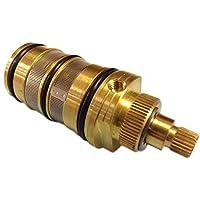HeGii - Cartucho termostático para grifo de barra de ducha Triton