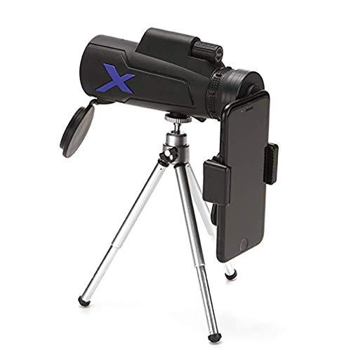 GYTOO Telescopio Monocular De Alta Potencia 20x50 Bak4 Prisma Monocular Impermeable para Observación...