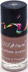 Color Fever Nail Gloss - Natural Colors (Mocha),0.30 Ounce