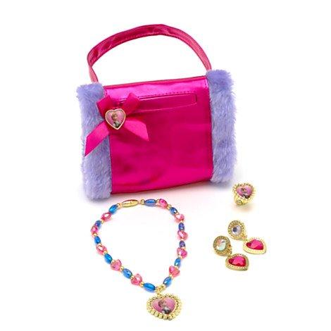 Disney - Die Eiskönigin - völlig unverfroren - Anna Set mit Tasche und Accessoires