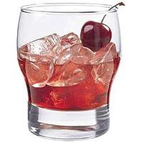 Set de 4 puntas Luminarc Boston 13 oz transparente copas de bebidas (,