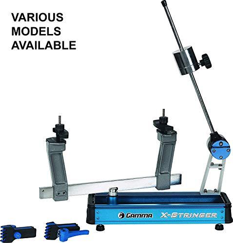 Gamma Technisches Equipment X-2 Tennis Besaitungsmaschine Blau