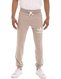 Adidas Originals - Bas de Survêtement - Tp Ft - Ecru