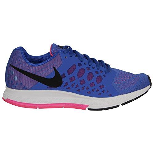 Nike Wmns Zoom Pegasus 31 Scarpe da Corsa Blu/Bianco