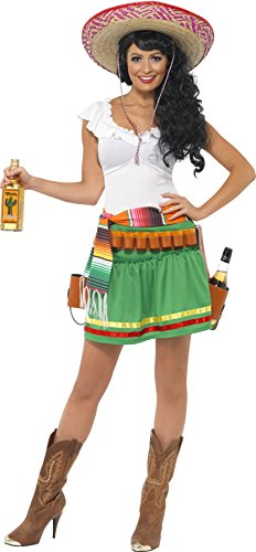 SMIFFYS Tequila Shooter Costume