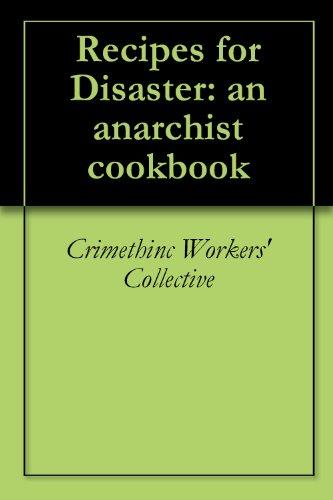 Anarchist Cookbook Ebook