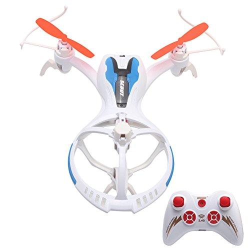 Demiawaking M71 6 Achsen Gyrosensor 360° Roll Quadrocopter RC Tricopter RTF 2,4 GHz
