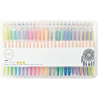Kaiser Craft CL104 - Set de 48 bolígrafos de gel, multicolor