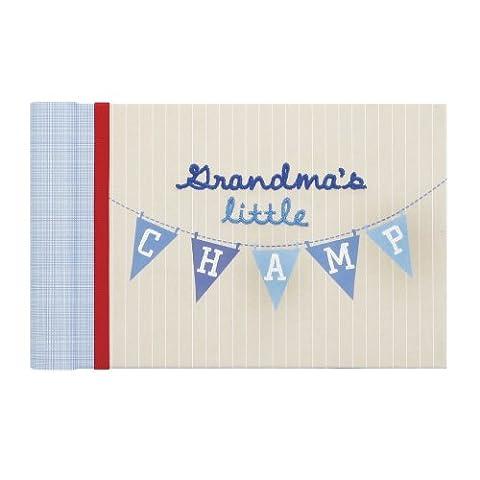 CR Gibson Grandma's Brag/Boast Book -- Baby Album /Gift Set