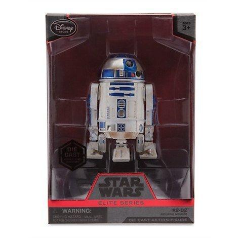 Star Wars 4'' Elite Series Die-Cast Figure R2-D2 (Episode VII: The Force Awakens)