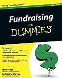 Fundraising For Dummies (Edition 3) by Mutz, John, Murray, Katherine [Paperback(2010¡ê?]